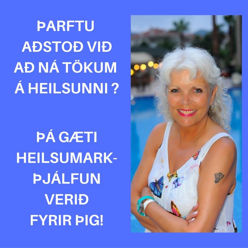 Heilsumarkþjálfun