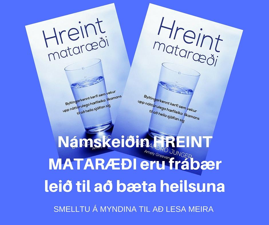 Hreint-forsíða_II