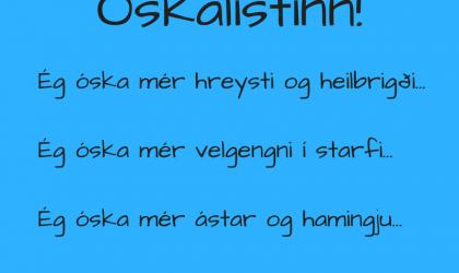 ÓSKALISTINN