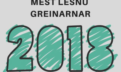 MEST LESIÐ 2018